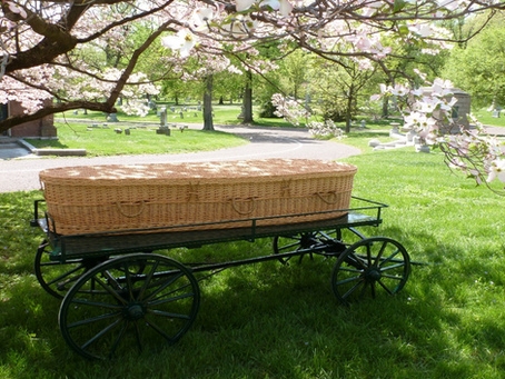A COMPARISON OF EMBALMING METHODS AND MEANING OF GREEN BURIAL
