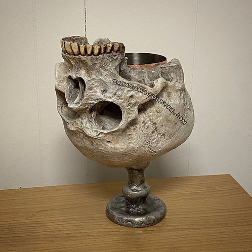 Skull Chalice (Lord Byron Style)