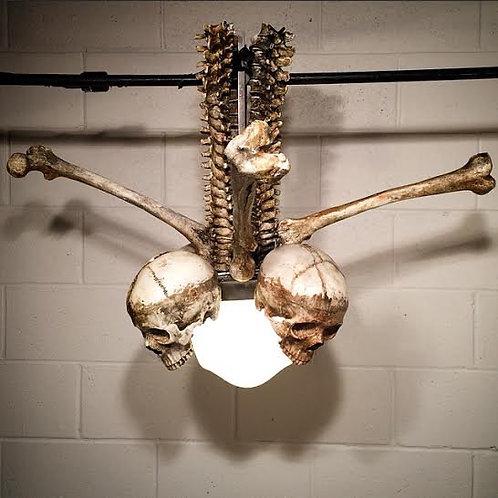 Bones of the Highborns Chandelier