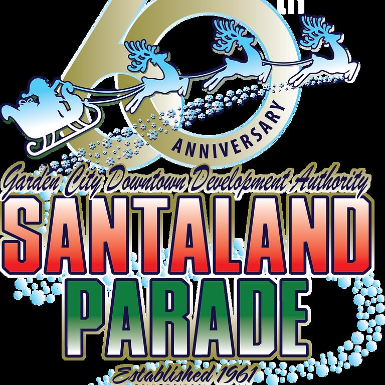 60th Anniversary Santaland Parade