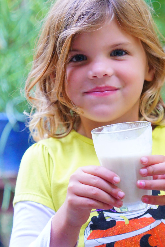 Mostly Beige - Recipes for kids. Banana Smoothie