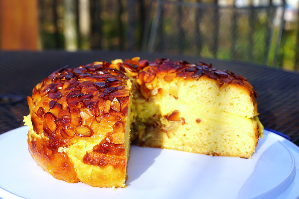 Bee Sting Cake - Mostly Beige - Recipes for difficult eaters