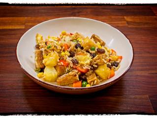 Fried Veggie Rice