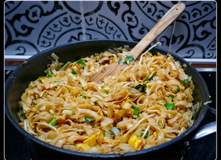 Quick Pad Thai