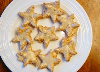 Cinnamon-Star Cookies