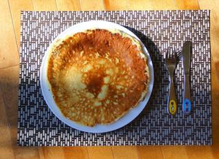 German Pancakes - Pfannekuchen