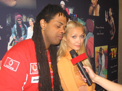 Andru Donalds & Eugenia Vlasova in Kiev, Ukraine, 2005 (6)