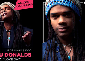Andru Donalds is performing in Brazil, June 12-14