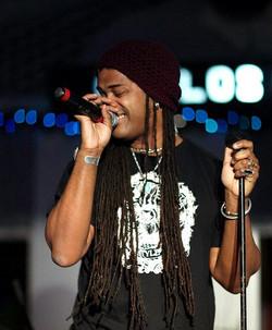 'The Smokin' Jacket', Carlos Cafe, Kingston, Jamaica (03.01.11) (3)_edited