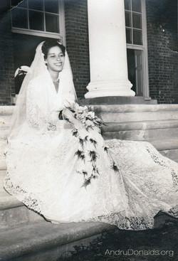 Andru's mother Gloria Donalds