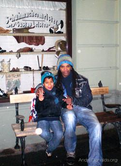Diego & Andru Donalds 2015(2)