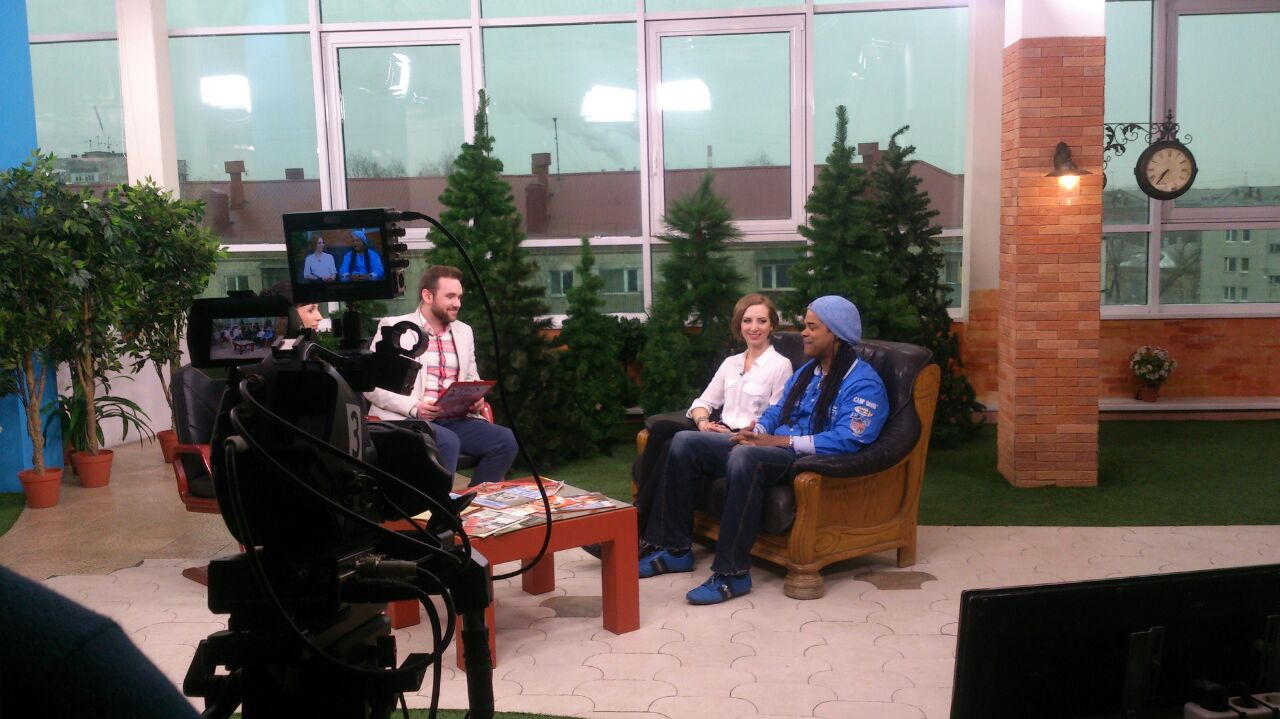 Morning TV Show (24.03.16)