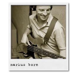 'AD07', 2007. Markus Born, Bass