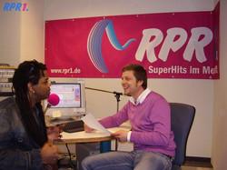 Radio RPR1, 2006 (1)