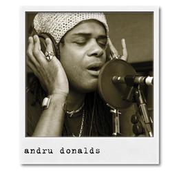 'AD07', 2007. Andru Donalds, Vocals