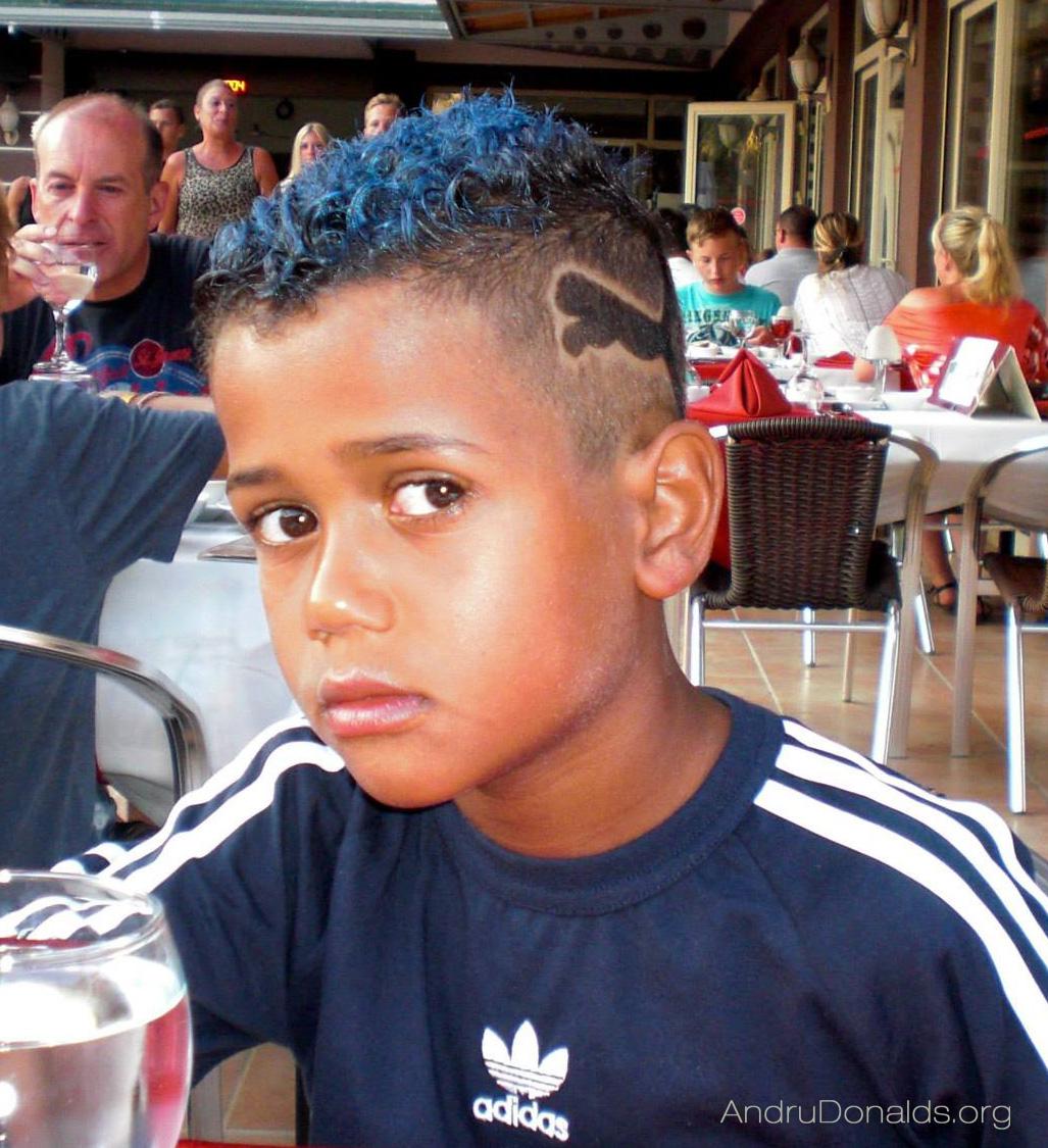 Diego at 8 yo
