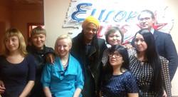 Europa+ Radio, Nizhnevartovsk (23.03.16)