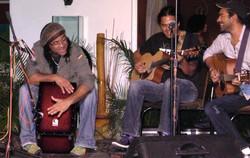 'The Smokin' Jacket', Carlos Cafe, Kingston, Jamaica (03.01.11) (8)