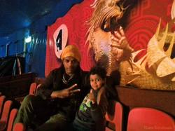 Diego & Andru in cinema, 2013