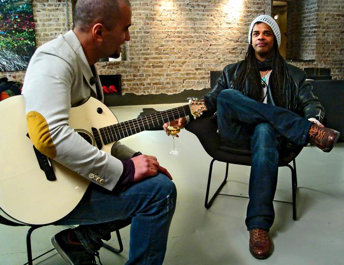 'Music Nuggets' German TV, 2011. 01