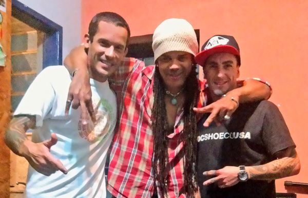 With Pedro Mamede,& Daniel Tot, 2015