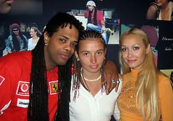Andru Donalds & Eugenia Vlasova in Kiev, Ukraine, 2005 (3)