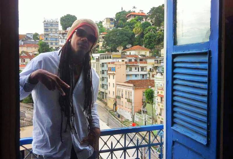 Rio, Brazil, Lapa, 2015