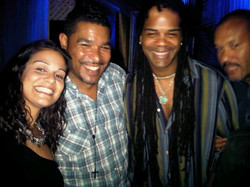 Isabelle Vacante Barnes, Steve Urchin, Andru Donalds, Jason Hall, 2011