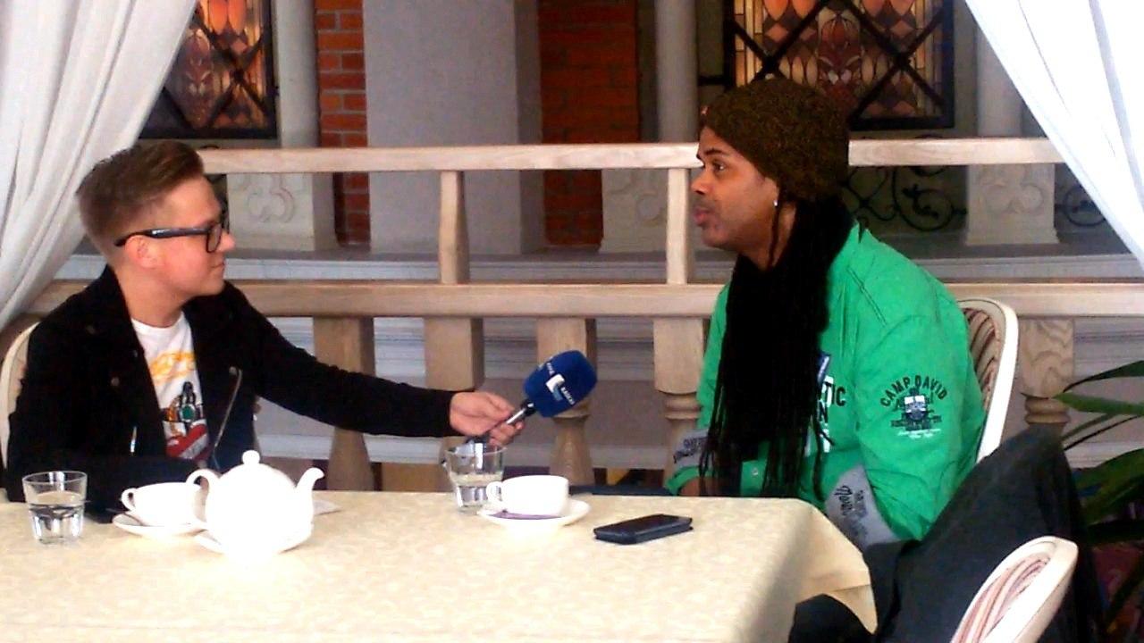 Cascade TV, Kaliningrad (20.03.16)