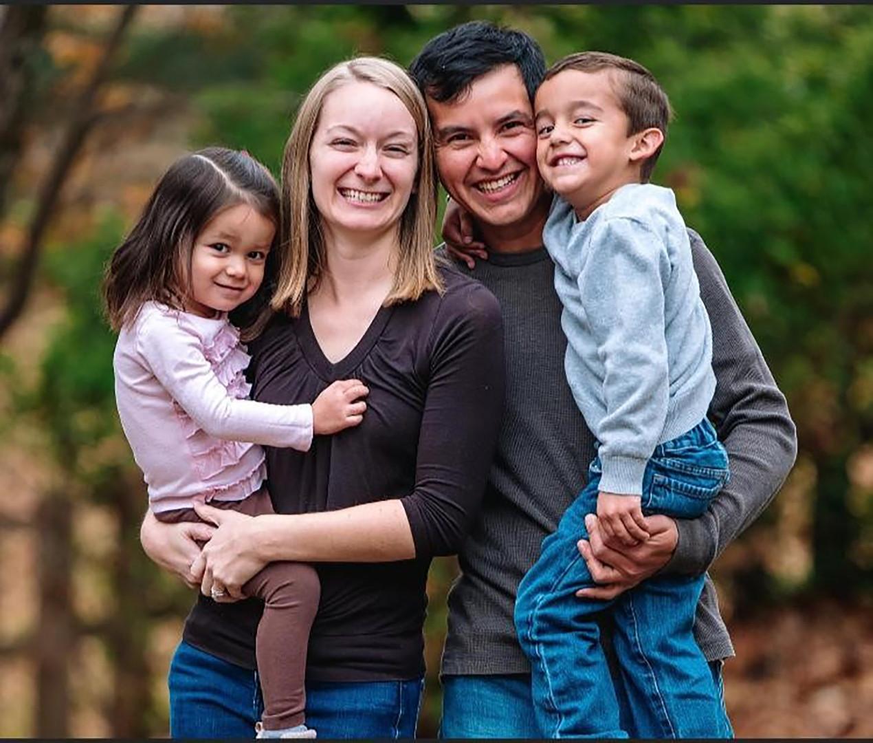 Marvin & Karen Family - 2013
