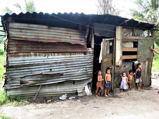 Turcio family where all of them lived