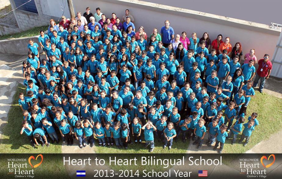 Mary Frenter Bilingual School - 2013-2014