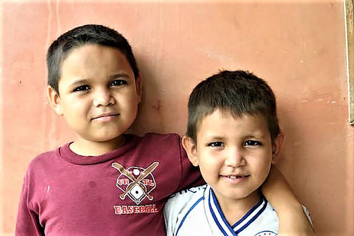 Alberto and Nahun Hernandez