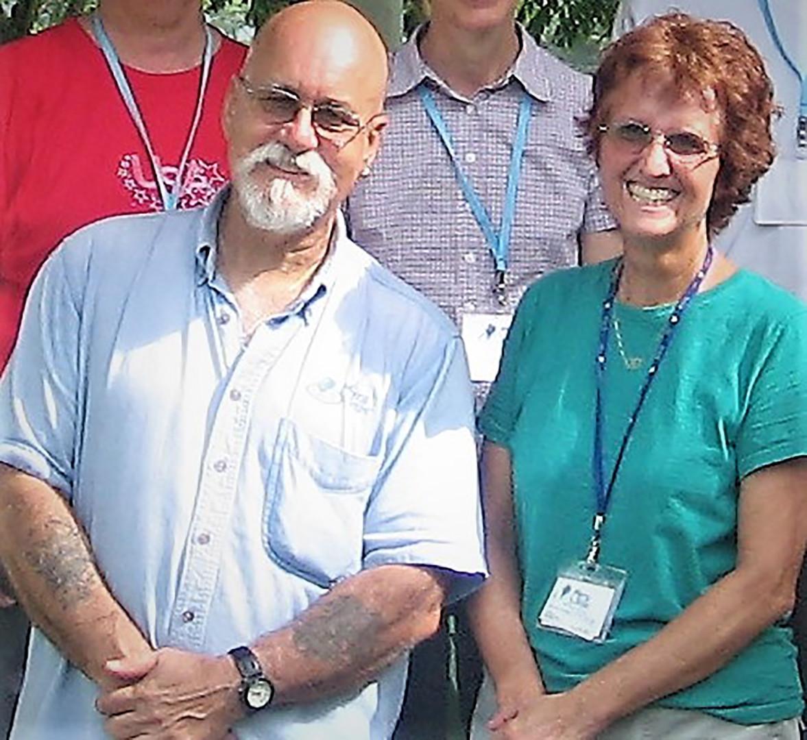 Gary and Silvia Thacker