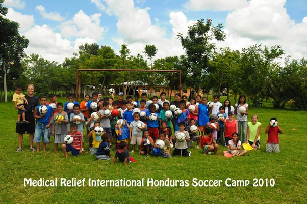 H2H Soccer Camp 2010
