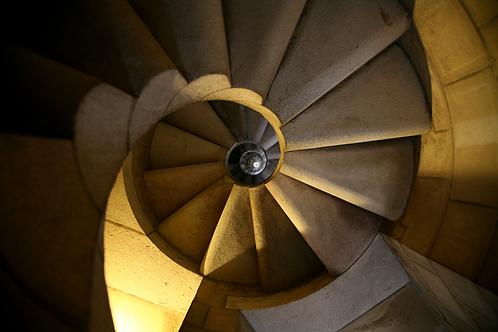 Spirals to nowhere (AF-07)