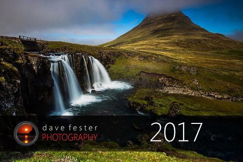 2017 Calendar - Dave Fester Photography