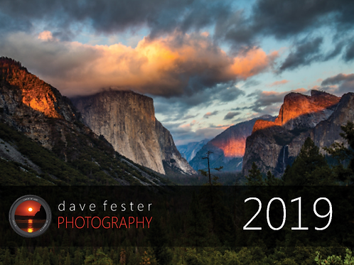 2019 Calendar - Dave Fester Photography