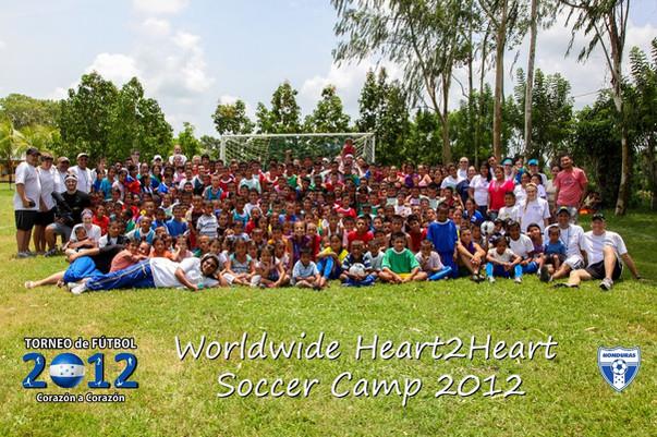 H2H Soccer Camp 2012