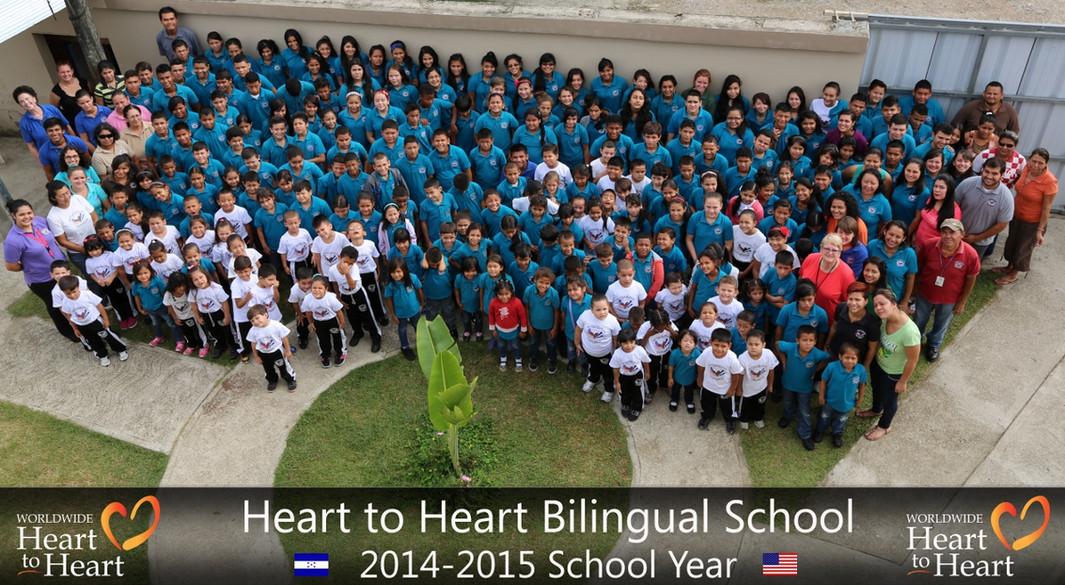Mary Frenter Bilingual School - 2014-2015