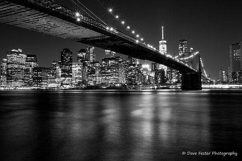 New York City - B&W (C-02)