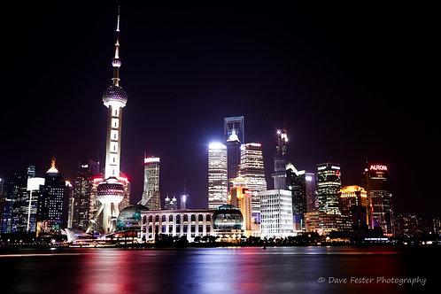 Shanghai at Night (C-05)