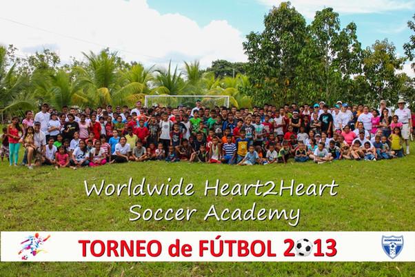 H2H Soccer Camp 2013