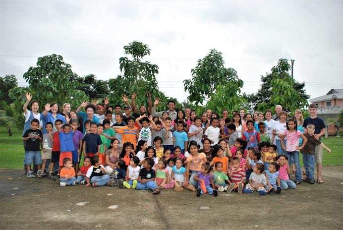 The entire Heart to Heart Children's Village - 2009