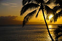 Beautiful Maui sunset, Landscape photographer, Dave Fester photography