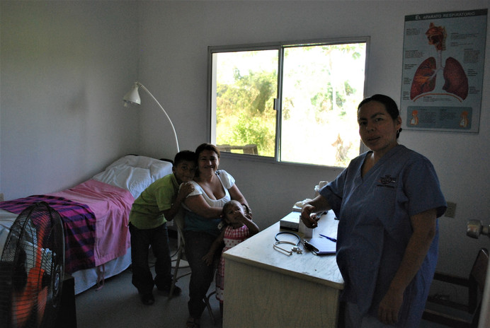 New Heart to Heart medical clinic