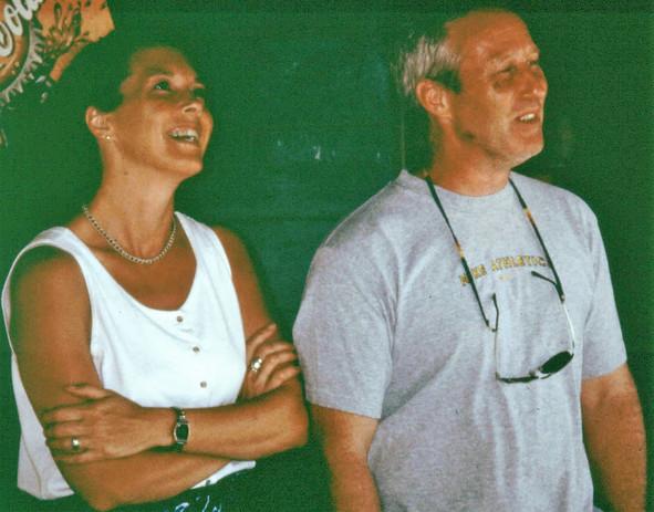 Pastor Roy and Linda Henson in Honduras