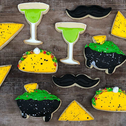 """Taco"" bout a ladies night out Cookie Class - Aug 25th"