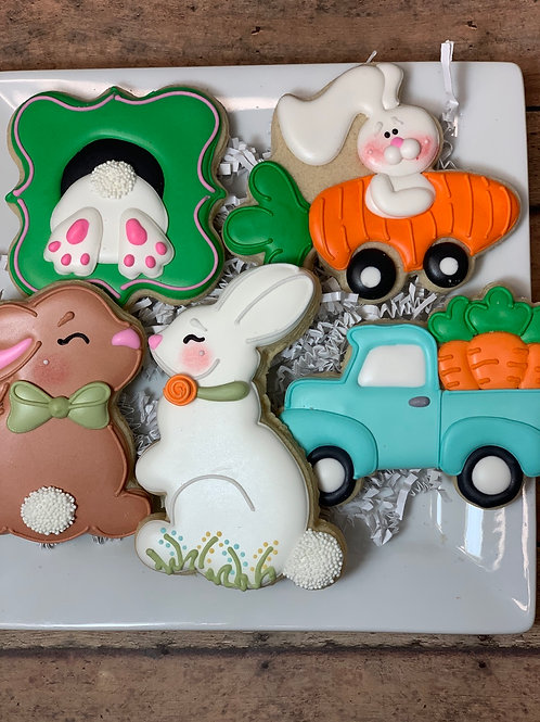 Sugar Cookies from Sugarworks by Mary