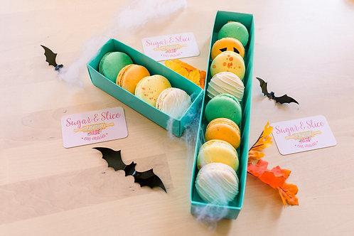 Halloween Macaron Box